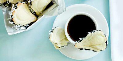 Coconut Shortbread Cookie Recipe