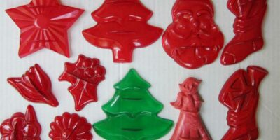 Aunt Chick Vintage Cookie Cutters