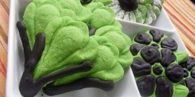 Mint Cutout Cookie Recipe