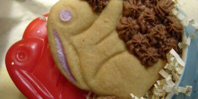 Peanut Butter Cutout Cookie Recipe