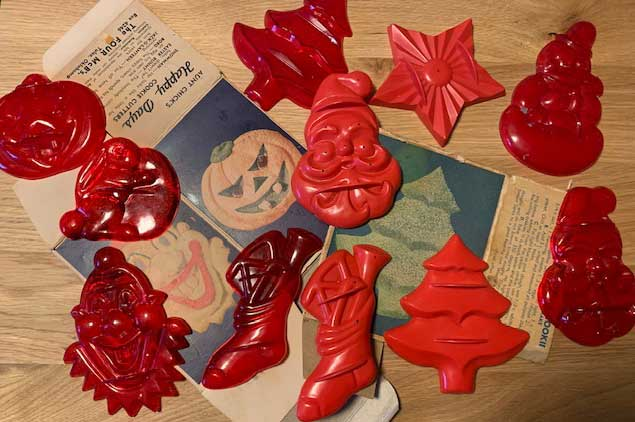 Remembering Aunt Chick's Cookie Cutters
