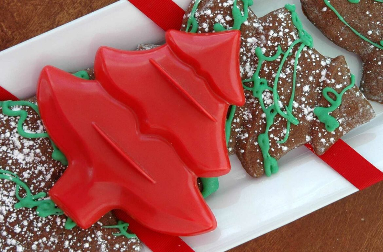 Red Velvet Cutout Cookie Recipe