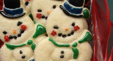 3D Snowman Cookie Cutter