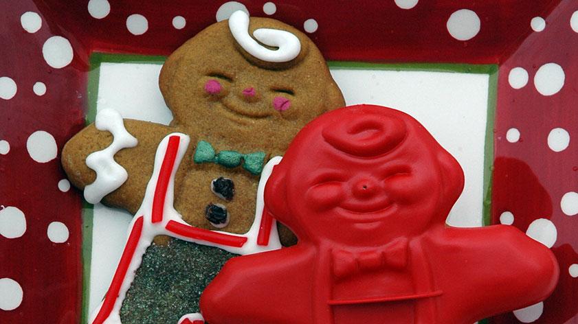 Gingerbread Cutout Cookie Recipe