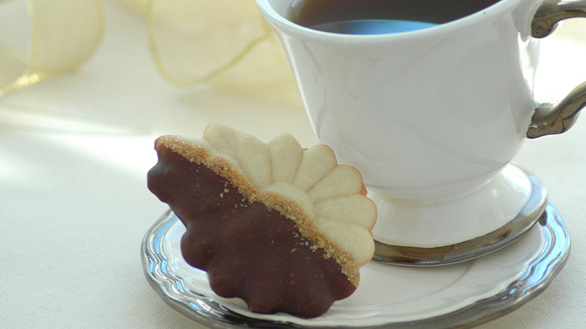 Almond Cutout Cookies