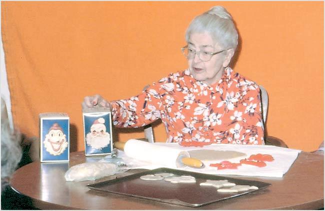Nettie McBirney aka Aunt Chick